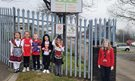 ​All School Grounds and Playgrounds Across Caerphilly County Borough are smoke free