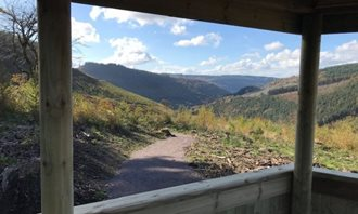 ​Cabinet supports partnership ahead of Cwmcarn Forest Drive re-opening